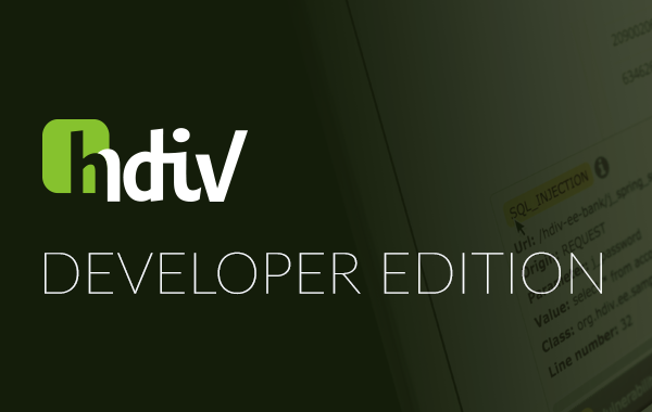 Hdiv Developer Toolbar